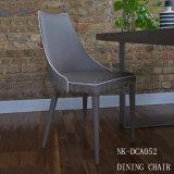 Mais novo toda a cafetaria de couro da sala de estar da tampa que janta a cadeira (NK-DCA052)