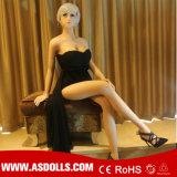 37 graad Verwarmd Doll zoals Volledig Doll van de Liefde van de Entiteit van het Menselijke Lichaam Slim