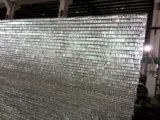 O favo de mel de alumínio dos materiais de construção apainela materiais da decoração dos painéis das fachadas da parede