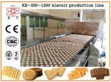 Preço aprovado da máquina da fabricação de biscoitos do Ce do KH 400