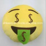 Подушка Emoji смешной игрушки плюша малышей цветастая