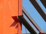 Het nuttige Geprefabriceerde Frame van het Staal voor Fabriek
