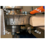 Каменная кромкошлифовальная/полируя машина с гранитом профиля/мрамором (MB3000)
