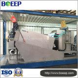 Sistema d'asciugamento del fango di trattamento di acqua di scarico di industria