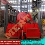 A máquina do rolo da alta qualidade completamente hidráulica Quatro-Rola a máquina de rolamento de Rolls W12 da placa
