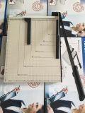 No. 829 cortador de papel de la guillotina baja del acero