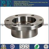 CNC da boa qualidade que faz à máquina bocais do aço inoxidável
