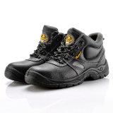 Zapatos de seguridad aprobados del Ce S3 Src con la punta de acero