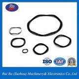 Rondelle plate de rondelle de freinage de rondelle à ressort d'onde de l'acier inoxydable OEM&ODM DIN137