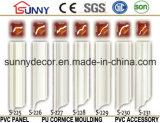 Moulages de corniche de tête découpés par mousse du prix usine PU/Polyurethane