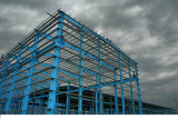 Edificio de acero de la fabricación de la estructura para el almacén