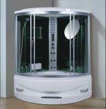 sauna do vapor de 1450mm com Jacuzzi e chuveiro para 2 pessoas (AT-GT2145F)