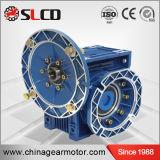Wj (NMRV) Serien-Getriebe-Endlosschrauben-Gang-Geschwindigkeits-Reduzierstück-Laufwerk