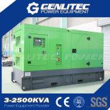 Diesel 350kVA van de Motor 280kw van Perkins 2206c-E13tag2 de Stille Reeks van de Generator