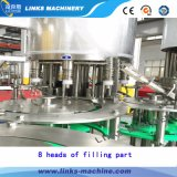 Máquina de engarrafamento 2017 líquida mineral automática cheia de venda quente