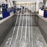 Sucata da tubulação do PVC que recicl a extrusora de único parafuso