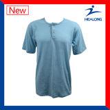 Da impressão térmica de transferência de Healong camisas originais do basebol da impressão
