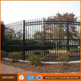 Cerca decorativa barata del hierro labrado de la antigüedad de la cerca