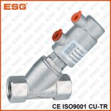 Питательный клапан цилиндра Esg DN15 пневматический
