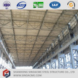 Мастерская стальной структуры высокого подъема Prefab