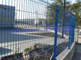 Двойная загородка панели 3D для спортивной площадки спорта