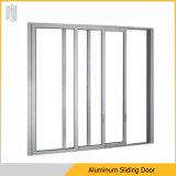Portello scorrevole di alluminio moderno e Windows per i materiali da costruzione