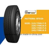 Heller LKW-Reifen (215/75r17.5, 235/75r19.5, 225/70r17.5, 245/70r19.5), Liter-Reifen