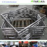 Изготовленный на заказ части металла изготовления упаковки с высокой эффективностью