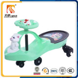Neues Farben-Baby-Schwingen-Auto mit reizendem Spielzeug für Verkauf
