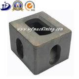 Peças da carcaça do aço/precisão de carbono com o CNC que faz à máquina Center