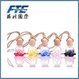 Varias clases de botella de perfume de cristal