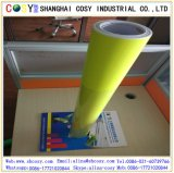 80 미크론 훈장을%s 고품질을%s 가진 자동 접착 색깔 절단 비닐