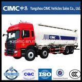 Chino carro del tanque del transporte del cemento del carro del tanque del polvo