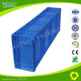 青いカラーホンダは倉庫および輸送のための容器を分ける
