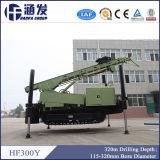 Perforadora rotatoria del orificio de base de la correa eslabonada de Hf300y