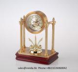 Horloge de luxe de vente chaude populaire de bureau pour le cadeau K5003G de promotion