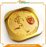 顧客デザイン金属の挑戦硬貨