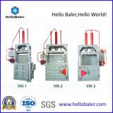 Macchina verticale della pressa della pressa per balle di Hellobaler con il certificato del Ce