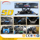Zhuoyuan Hot Sale Fashion 5D Cinema Equipment