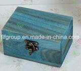 صنع وفقا لطلب الزّبون كلاسيكيّة تصميم [بورتبل] بديعة خشبيّة [ستورج بوإكس] يعبّئ صندوق