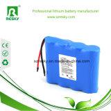 batteria dello Li-ione 18650 di 14.8V 2600mAh per il Mop elettrico della radio