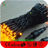 Zeichenkette-Licht der Weihnachtsdekoration-LED mit PSE genehmigt