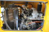 Carregador Zl18 1.8t da roda com cubeta da neve
