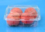果物と野菜のためのペットプラスチック包装の容器は1000グラムのFDA提供する