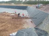HDPE Geomembrane para el almacenaje del agua