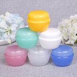 Rundes Plastikglas und Behälter für Kosmetik (NJ83)