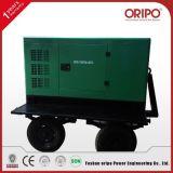 100kVA/70kw type ouvert Individu-Démarrant générateur de diesel