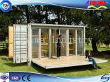 Het gepersonaliseerde Huis van het Geprefabriceerde huis/van de Container Prefaricated met Ce- Certificaat (ssw-p-015)