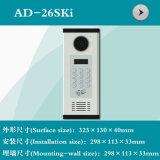 Videotür-Telefon-Shell mit Digital-Taste (AD-26SKI)