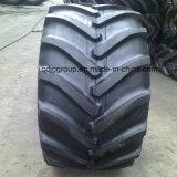 9.50-20 Neumáticos agrícolas del diagonal de la flotación de la maquinaria de granja para las partes posteriores y los frentes del alimentador
